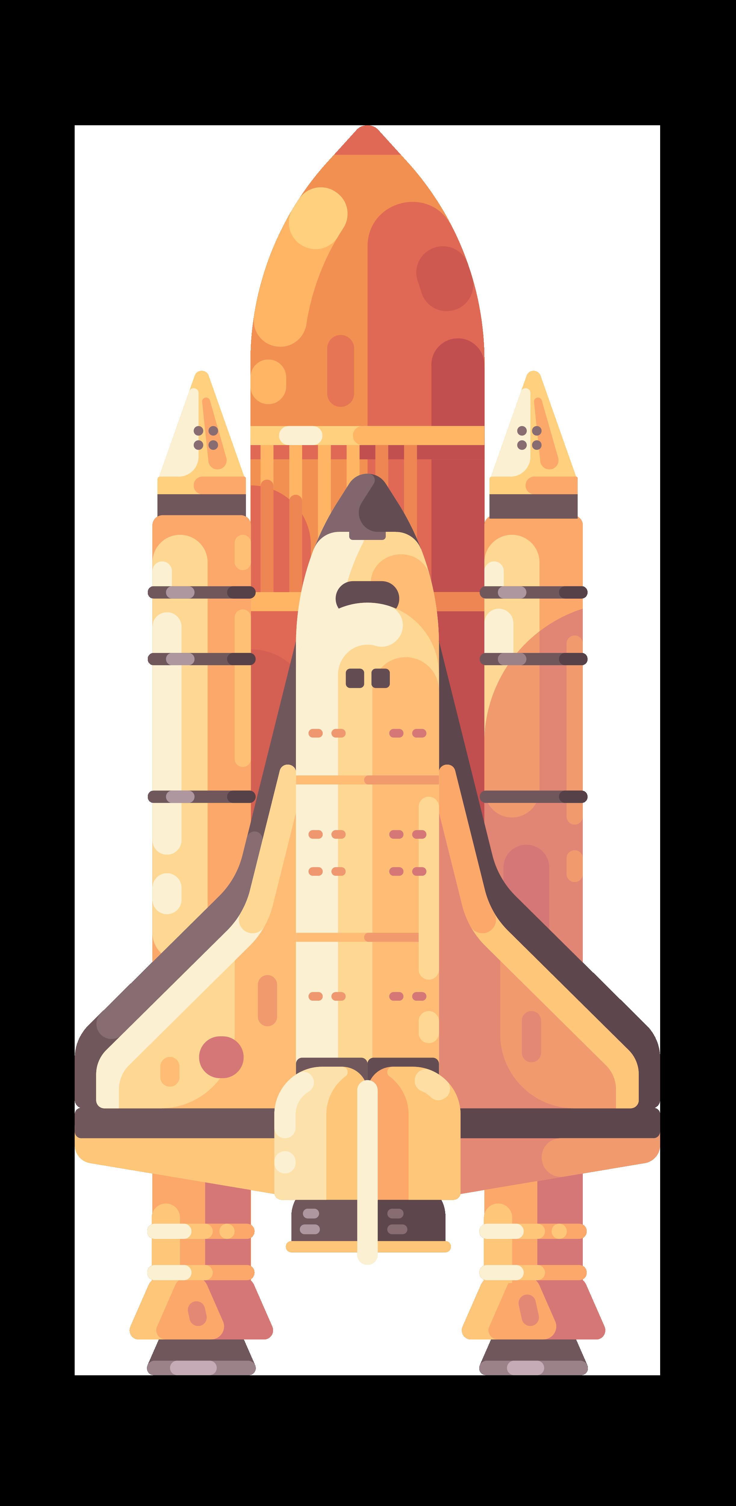 Space objects_rocket